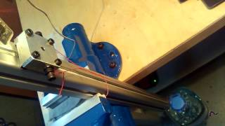Arduino DC motor PID position control, bluetooth communication by ivnok