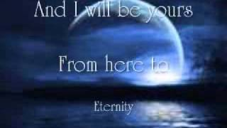 Michael Peterson- From here to Eternity (Lyrics) wmv