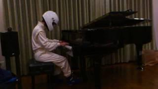 ドラマ『南極大陸』の主題歌、「荒野より」を、ピアノで弾いてみた。記...