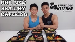 Shredded Kitchen Indonesia ! (OUR NEW HEALTHY CATERING)