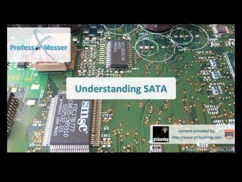 Understanding SATA - CompTIA A+ 220-801: 1.5