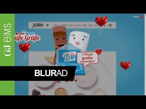 BlurAd | FERRERO | Rich Media Ad Special | G+J e|MS
