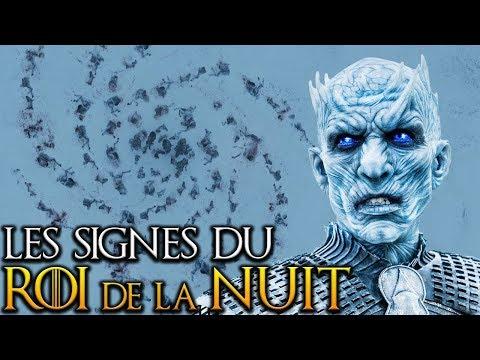 Quel est le message du Roi de la Nuit ? Game of Thrones Saison 8