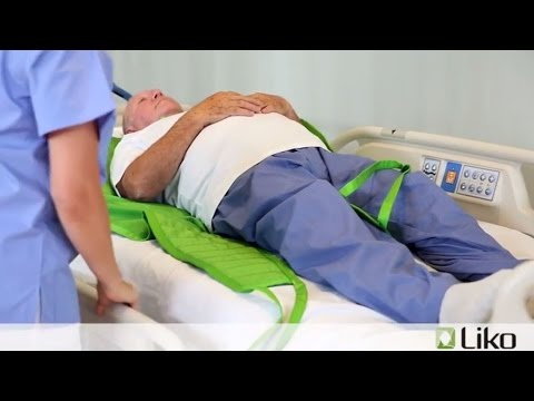 Hill-Rom | Liko® Lifts & Slings | Transfer From A Supine Position In Bed To Chair
