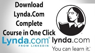 In this video, i'll show you how to download complete lynda.com course one click. software link: http://cdn.p30download.com/?b=p30dl-software&f=k...