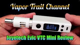 Joyetech EVic VTC Mini - Review