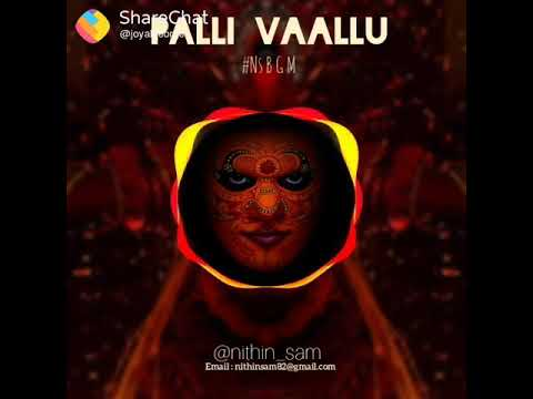 Palli vaallu | official original song | Bass Boosted Song | bgm trance