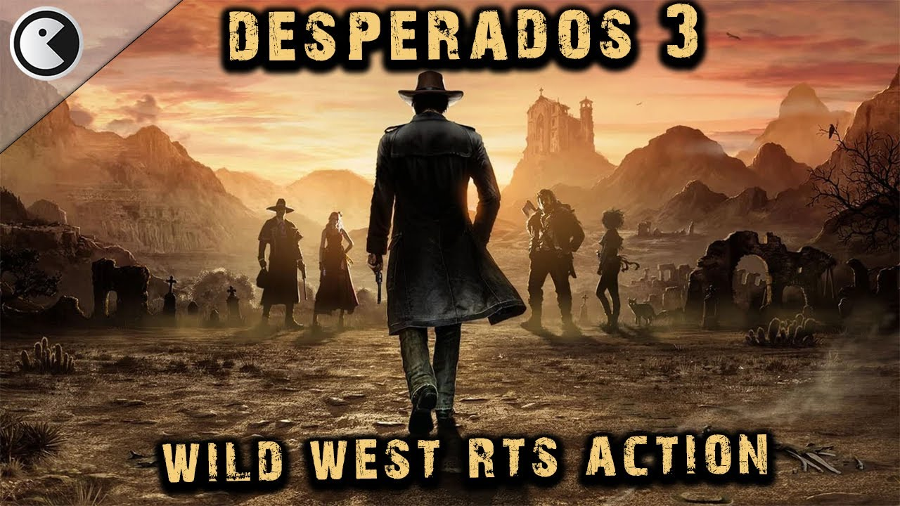 Desperados 3 Full Game Welcome Colorado Red Dead Redemption Strategy Rts 2020 Subtitles Youtube