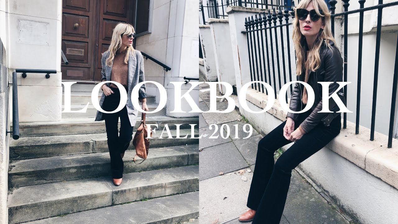 [VIDEO] - FALL LOOKBOOK | EVERYDAY OUTFITS 2019 8