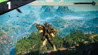 Just Cause 4 - Part 1 - The Beginning