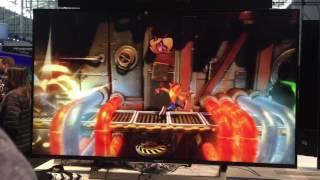 Crash Bandicoot N Sane trilogy Pax East gameplay review