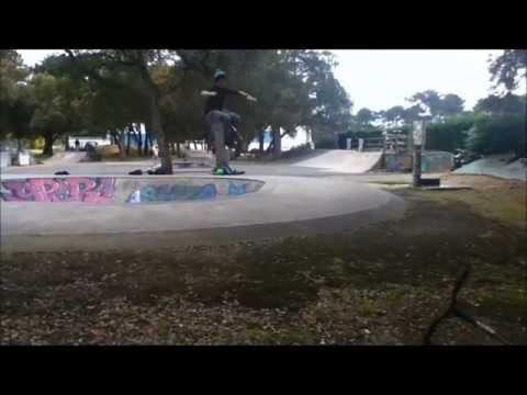 French Scooter Crew - Mini vidéo in Tarnos .
