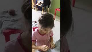 Пришиваем пуговицы