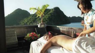 Bhaya Cruises: Voyage en croisière de luxe sur la Baie Halong Vietnam