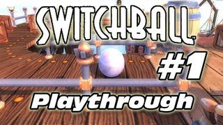 Switchball Playthrough (Part 1)