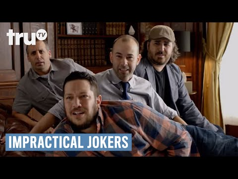 Impractical Jokers - The Jokers Seek Help: Bloopers