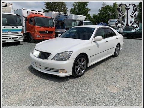 Toyota Crown без пробега по РФ  | Не распил | Автомобили с аукционов Японии