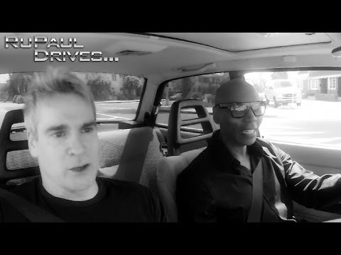 RuPaul Drives...Henry Rollins Part 2