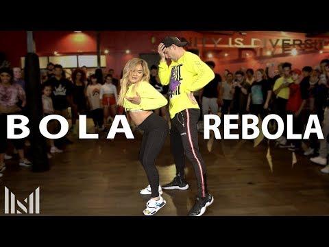 BOLA REBOLA - J Balvin Anitta Tropkillaz ft MC Zaac Dance  Matt Steffanina & Chachi
