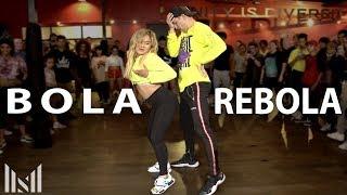 Gambar cover BOLA REBOLA - J Balvin, Anitta, Tropkillaz ft MC Zaac Dance | Matt Steffanina & Chachi