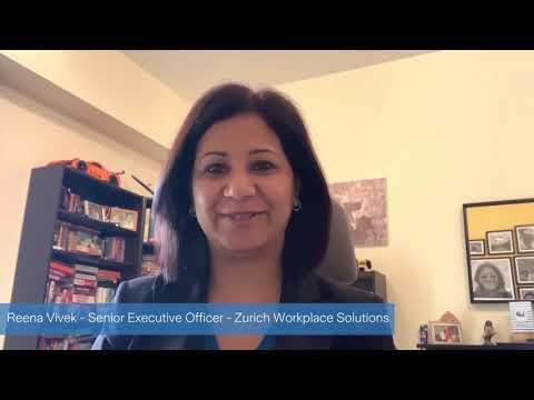 Whats new at DEWS: Reena Vivek [Senior Executive Officer - Zurich Workplace Solutions]