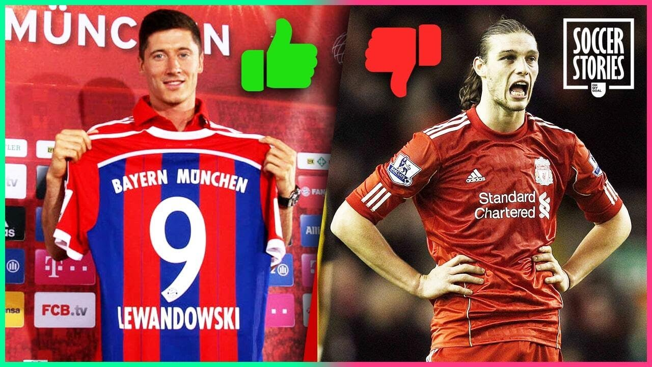Download BEST and WORST signings in Europe's top clubs   Oh My Goal