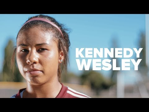 Kennedy Wesley: 2016-2017 Gatorade National Girls Soccer Player of the Year