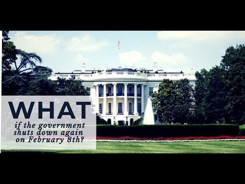 What effects will a Government Shut Down have on the US Economy?