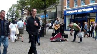 passenger   mike rosenburg rare street performance thanks mike