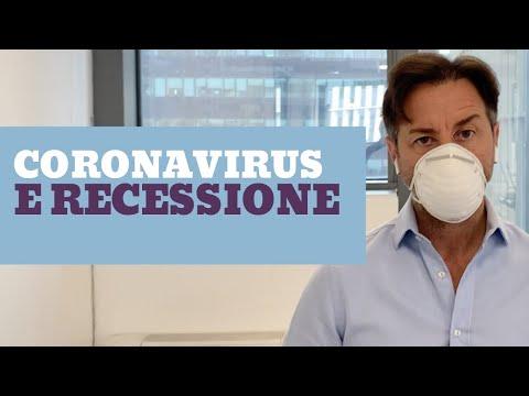 CORONAVIRUS E RECESSIONE: le conseguenze sull'economia italiana e mondiale