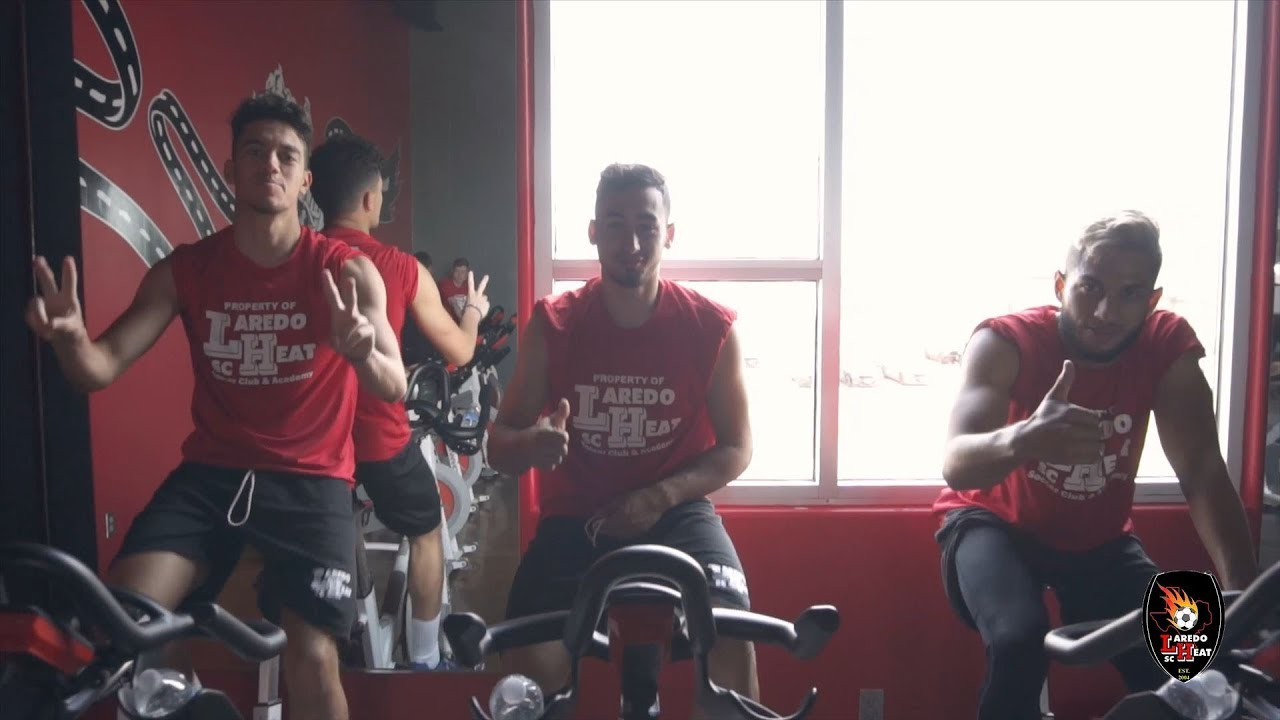 Day in the life of a heat player crunch gym youtube
