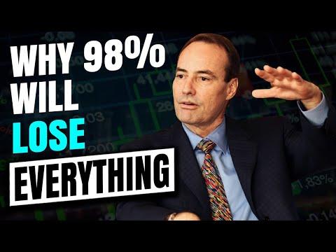 Harry Dent: The Biggest Crash EVER Is Coming, Bitcoin Will Correct 95% | Bitcoin Crash Stock Market