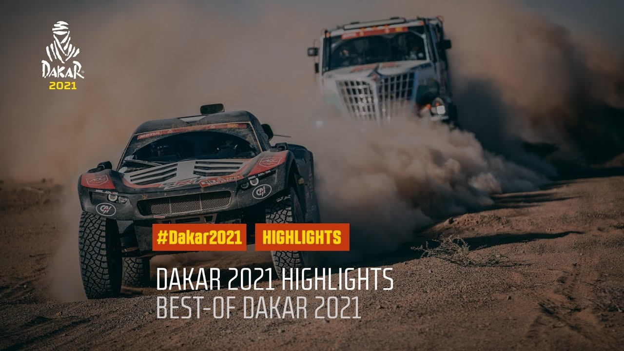#DAKAR2021 - Highlights