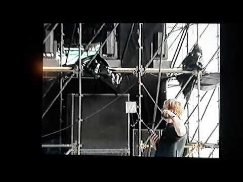 Michael Jackson in lisbon backstage tv report super ultra mega rare (25/09/92)