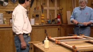 Cabinetmaking Techniques Part 4