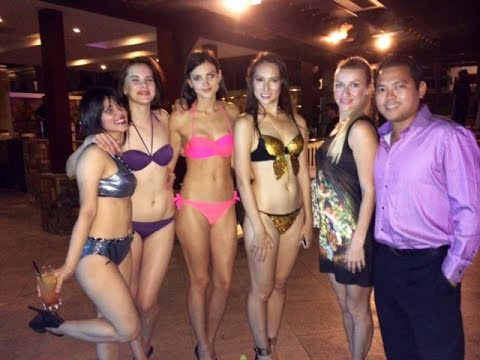 Manila Nightlife Playboy Pool Party Maxims Hotel Resorts World Manila by HourPhilippines.com