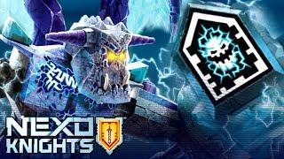 ОБНОВЛЕНИЕ ! Lego Nexo Knights Merlok - Игра про Мультики Лего Нексо Найтс