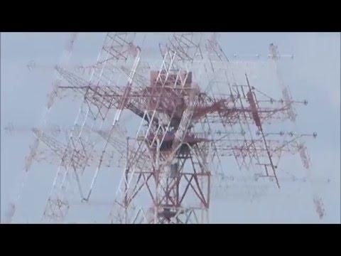 The mighty KBC Giant Jukebox | Transmitter Nauen