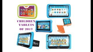 5 Best Kids Tablets of 2017 - 2018