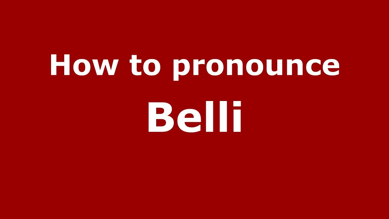 casus belli pronunciation