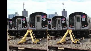 NYC Subway: Jamaica Yard Tour(Weekend)