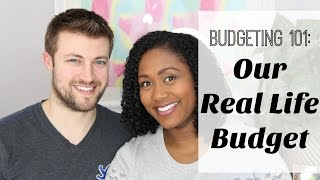 How to Budget Your Money | Budget Tips | How Much We Make & Spend (Family of Four)