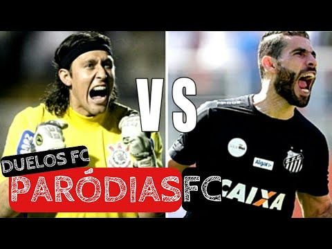 CÁSSIO vs VANDERLEI | DUELOS FC | Paródia Sorte Que Cê Beija Bem - Maiara e Maraísa