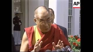 Tibetan spiritual leader continues visit