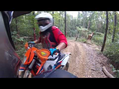 Riding on September 24, 2016 - Perry State Forest