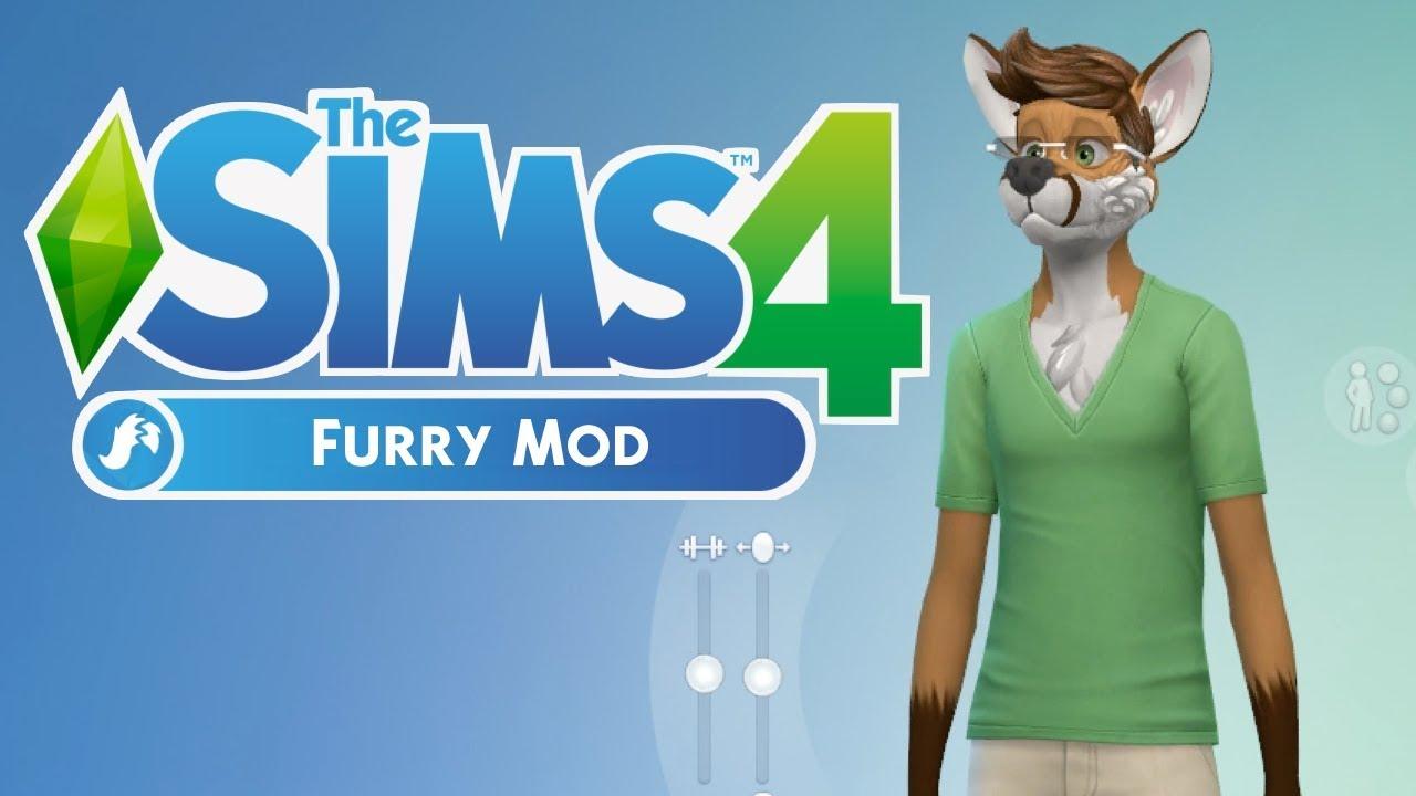 Sims 4 Furry Mod