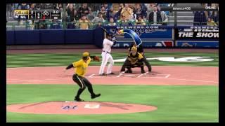 Andrew McCutchen - Web Gem -MLB 15 The Show - Online League Game