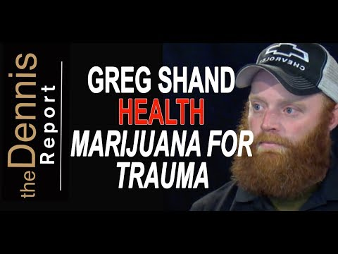 Greg Shand: Retired Military PTSD Survivor (Health)