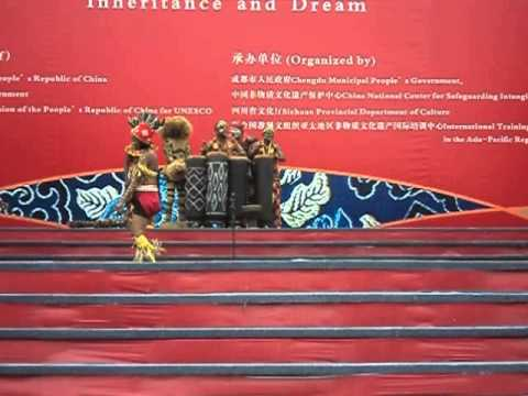 The 4th International Festival of Intangible Cultural Heritage (IFICH) Vol. 14 (Congo)