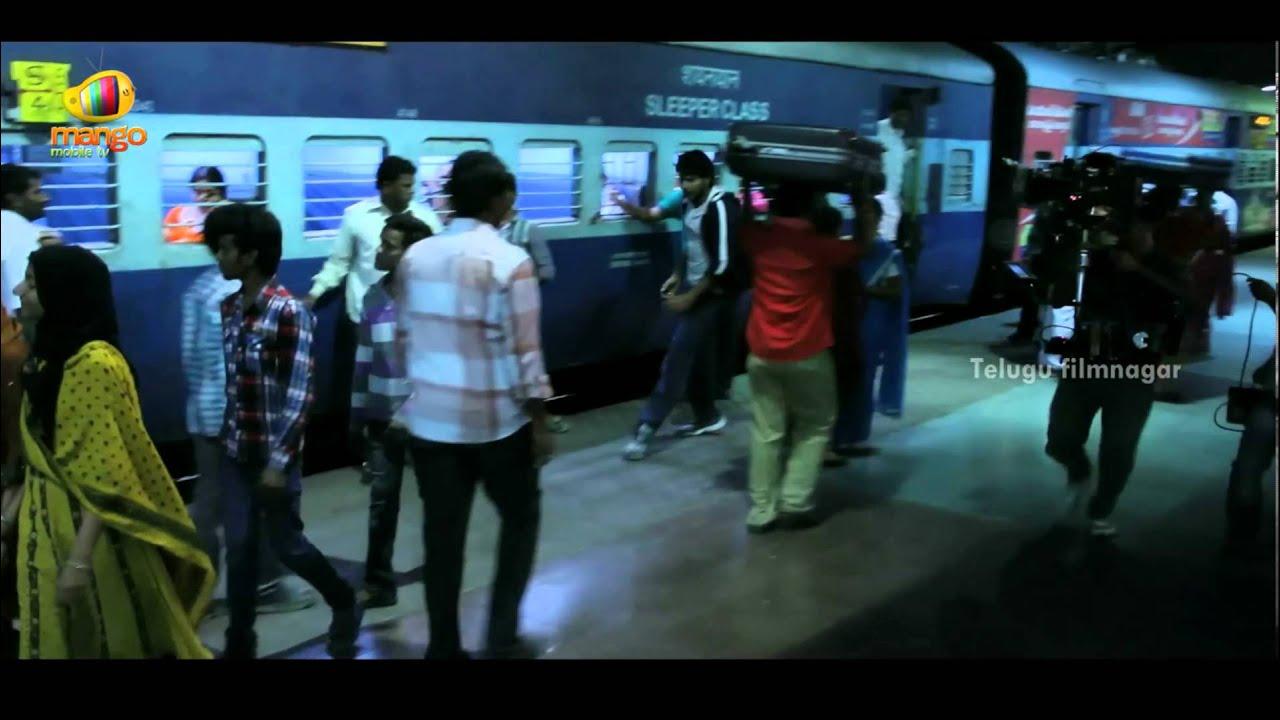 Venkatadri Express Movie Making - Sundeep Kishan, Rakul Preet Singh ...
